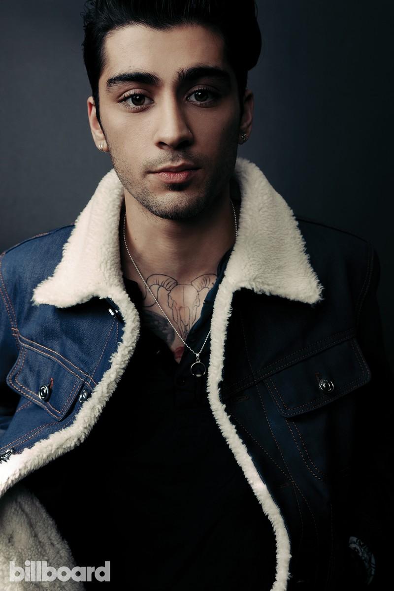 Zayn Malik photographed on Feb. 9 at Billboard Power 100 in West Hollywood, Calif.