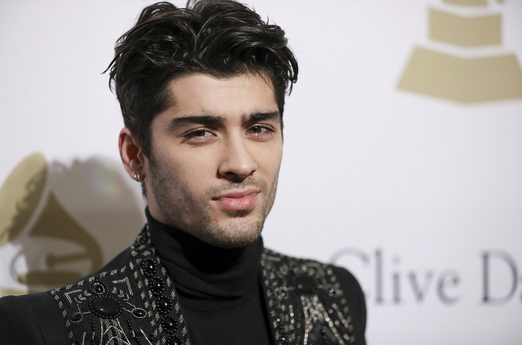 Zayn Malik attends the Clive Davis and The Recording Academy Pre-Grammy Gala at The Beverly Hilton Hotel on Feb. 11, 2017 in Beverly Hills, Calif.
