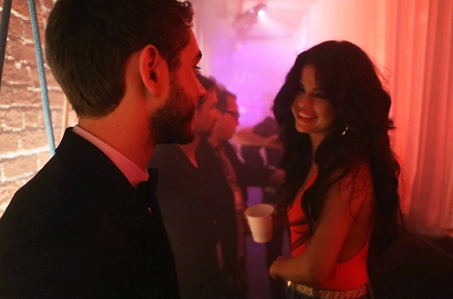 """Zedd and Selena Gomez's """"I Want You To Know"""" music video."""