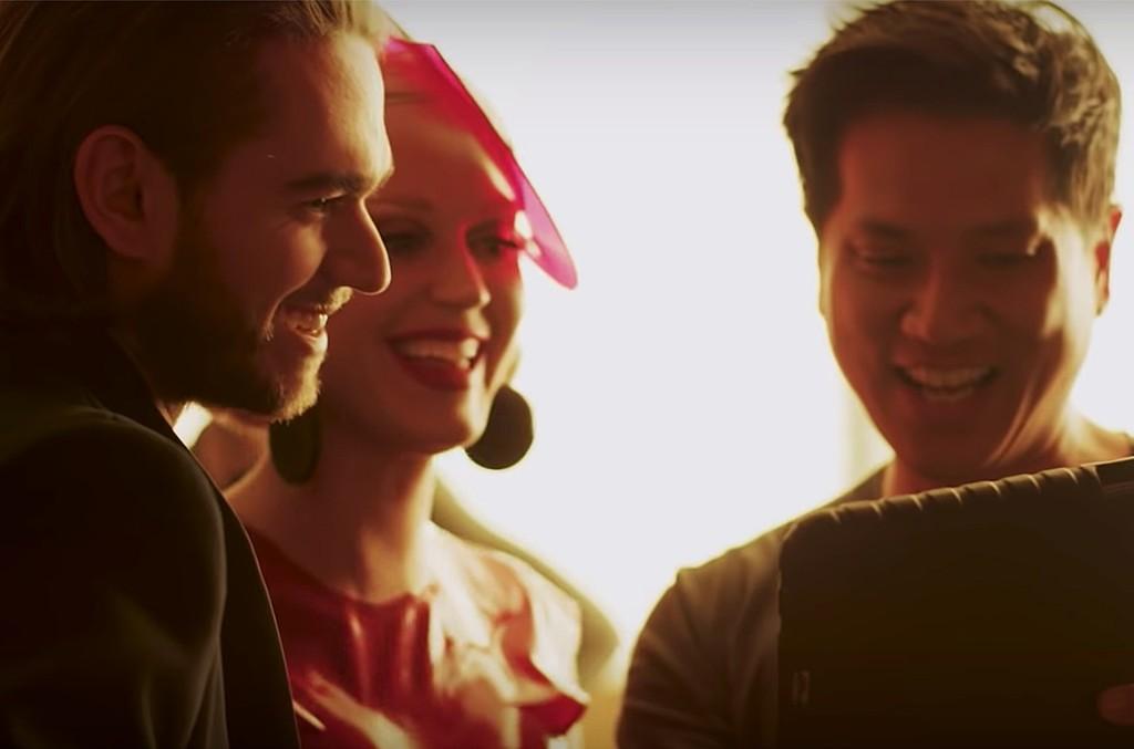 "Zedd & Katy Perry, ""365"" (Behind The Scenes)"
