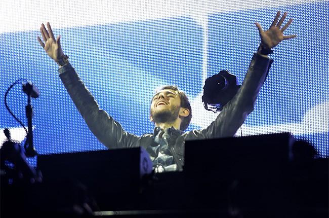 Zedd performs at Lollapalooza 2014