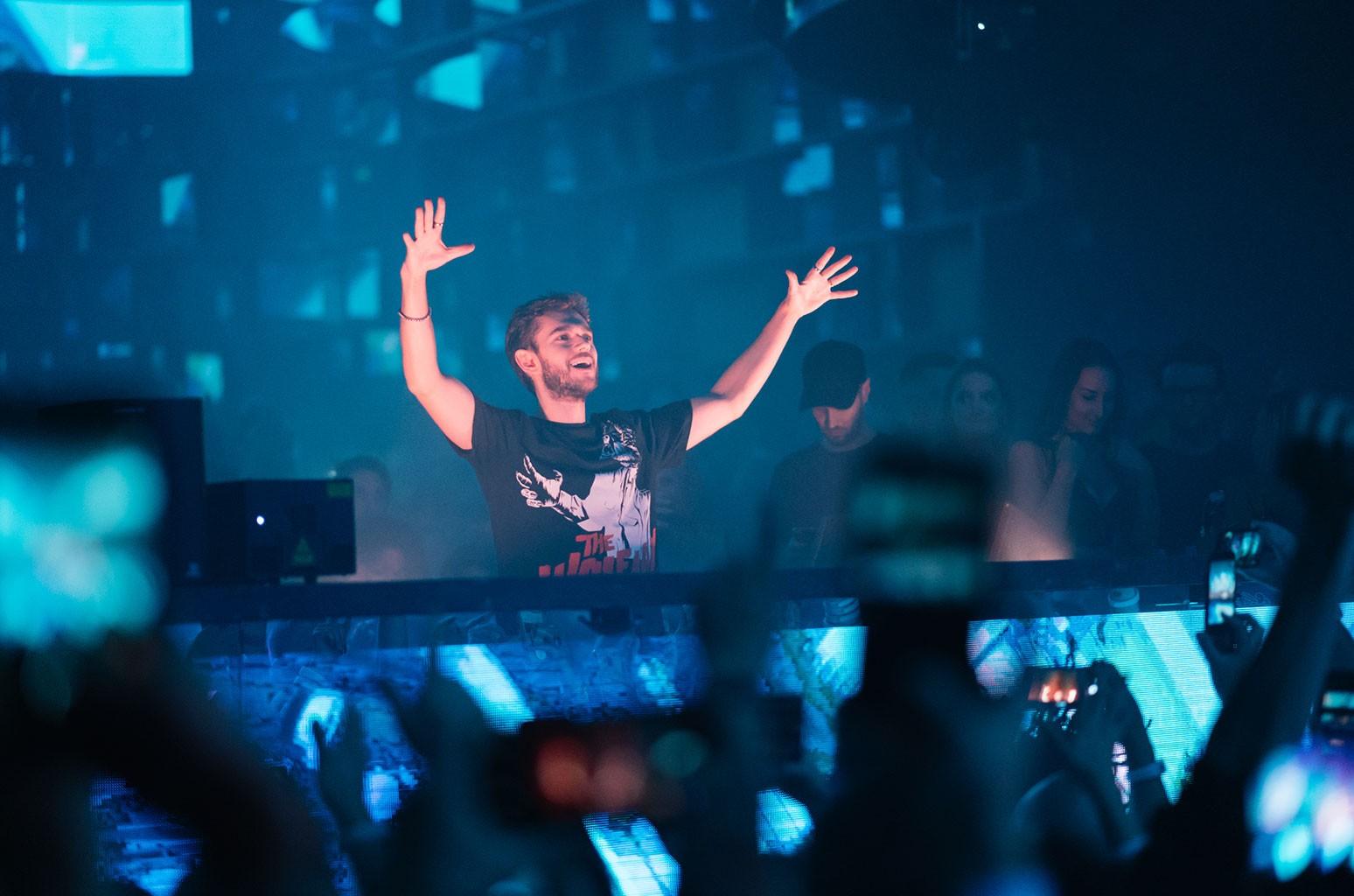 Zedd Omnia Nightclub