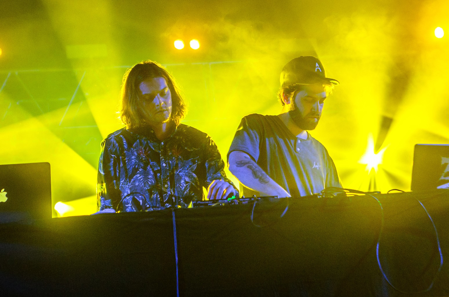 Zeds Dead perform during the Bonnaroo Music & Arts Festival