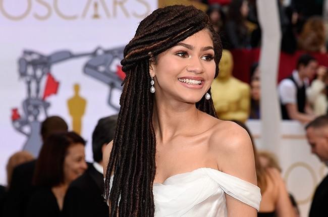 Zendaya at the Oscars