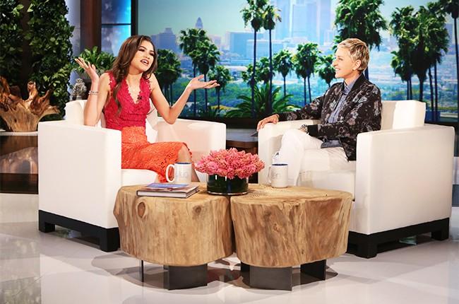 """ZENDAYA joins """"The Ellen DeGeneres Show"""""""