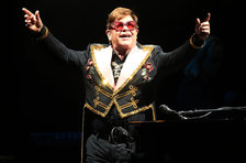 Elton John Breaks Record on Mainstream Rock Songs Chart, Thanks to Ozzy Osbourne