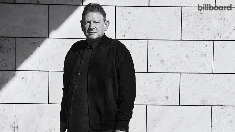 <p>Lucian Grainge photographed on Jan. 13, 2020 at Getty Center in Los Angeles.</p>