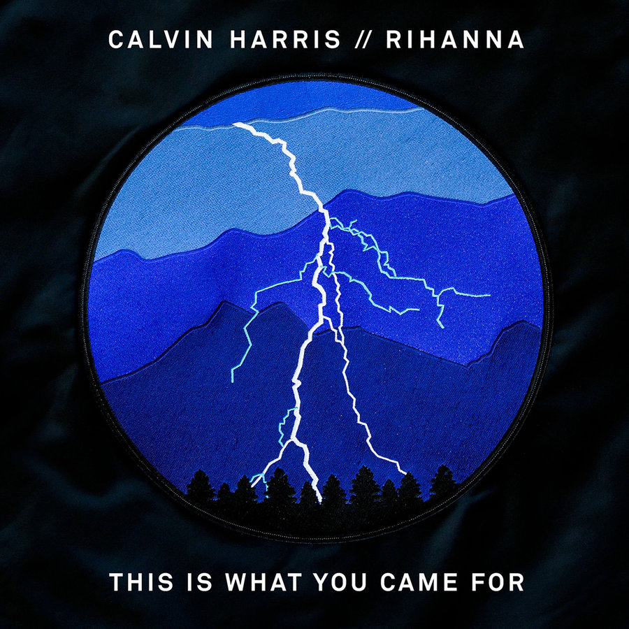 """Calvin Harris and Rihanna, """"This is What You Came For"""""""