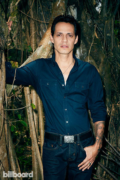 Marc Anthony in the Domincan Republic
