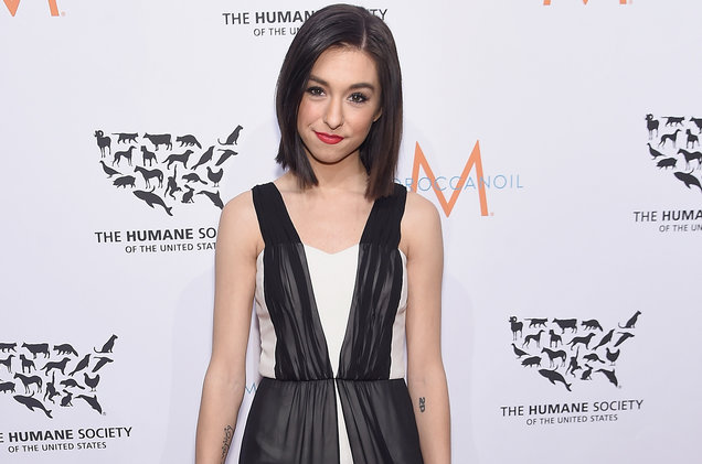 Christina Grimmie in 2015