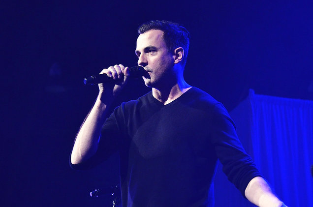 Tommy Page attends the Lexus Pop Up Concert Series Powered By Pandora on Nov. 19, 2014 in Costa Mesa, Calif.