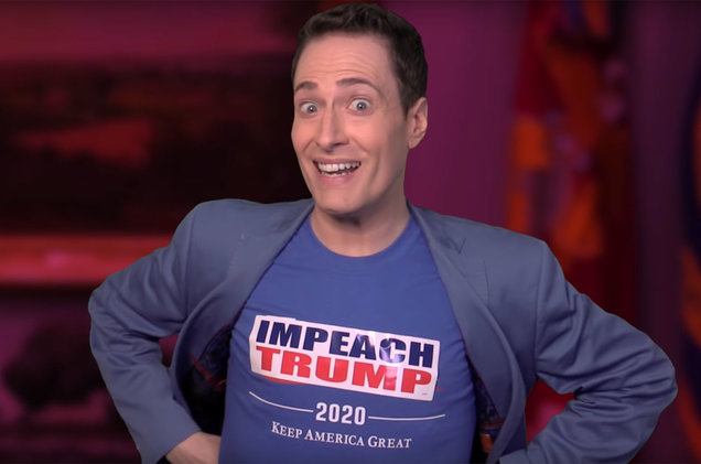 "Randy Rainbow, ""THAT DON!"""