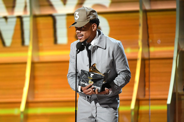 Chance The Rapper S Coloring Book Is First Streaming Only Album