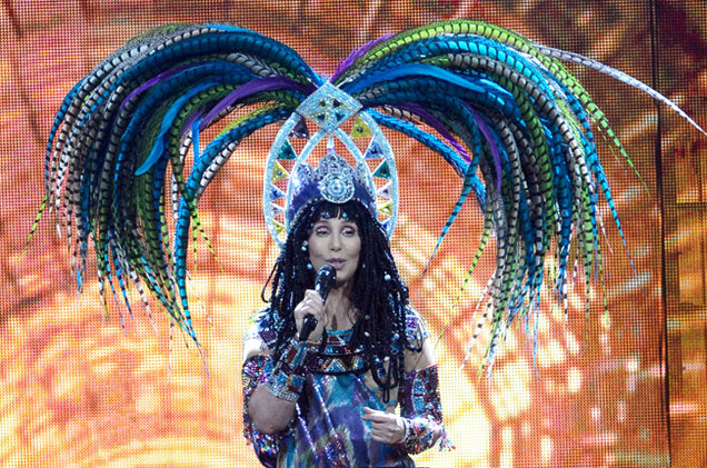 Cher, Dressed to Kill tour