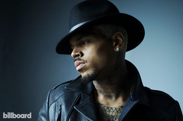 Chris Brown, Billboard 2014.