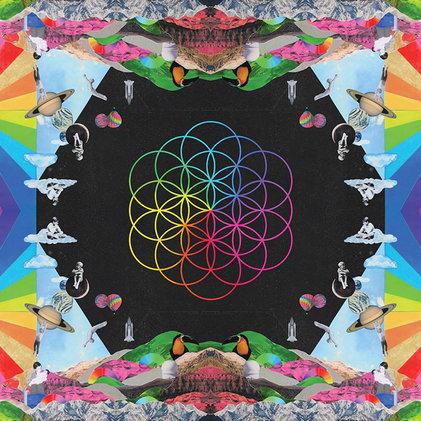 Coldplay 'A Head Full of Dreams'