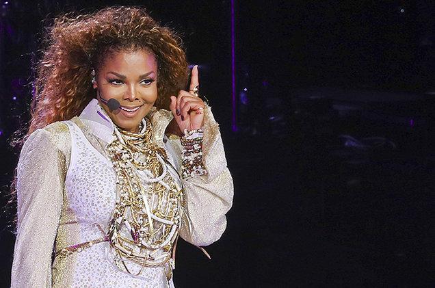 Janet Jackson 2015