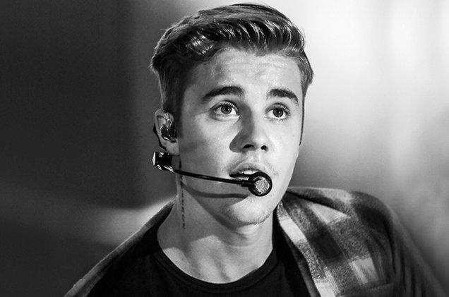 Justin Bieber performs at 102.7 KIIS FM's Wango Tango 2015