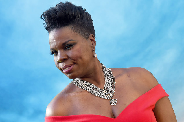 Leslie Jones in 2016