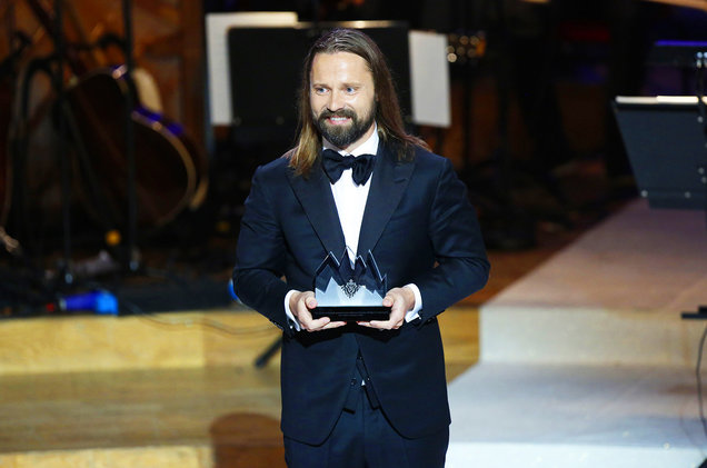 Max Martin receives his Polar Music Prize