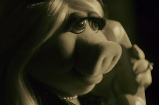 Miss Piggy 'Hello' commercial