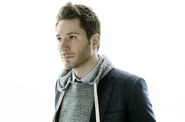 Owl City photographed in 2015.