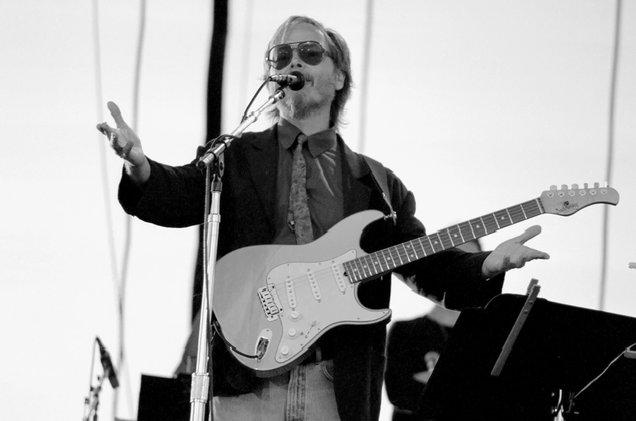 Walter Becker of Steely Dan, 1996