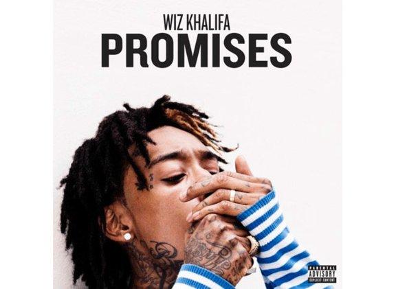 Wiz Khalifa 'Promises' Single Artwork