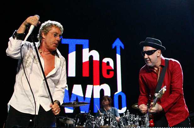 The Who's Pete Townshend: The Super Bowl Q&A
