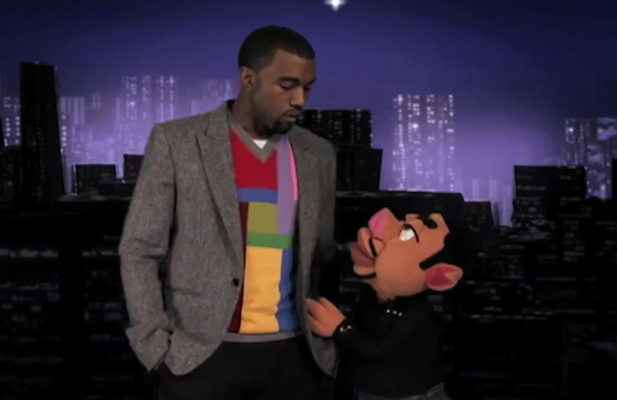Kanye West's Lost 'Hip-Hop Muppet Show': Watch Footage