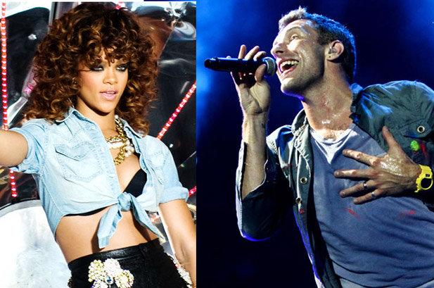 Coldplay Strips Down Rihanna's 'We Found Love': Listen