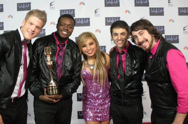 'The Sing-Off' Finale: Pentatonix Takes The Trophy