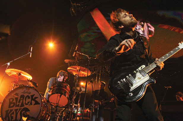 Black Keys, Arena Rock Band: Live Review