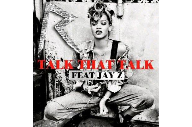 Rihanna Reveals Next Single: 'Talk That Talk'