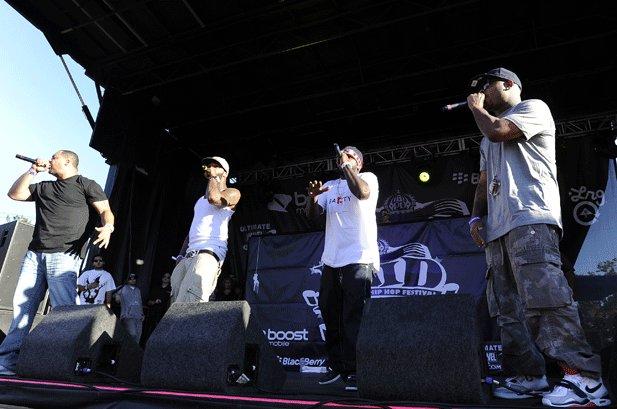 Chart Juice: Slaughterhouse Debuts at No. 1 on R&B/Hip-Hop Albums, Tamia Returns