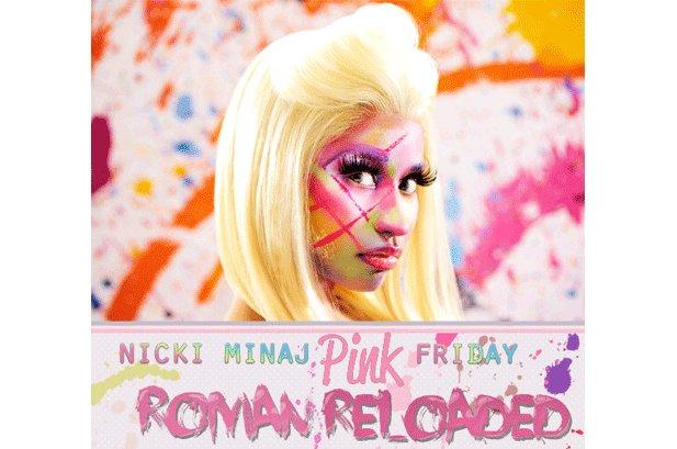 Nicki Minaj's 'Roman Reloaded' Debuts at No. 1 on Billboard 200