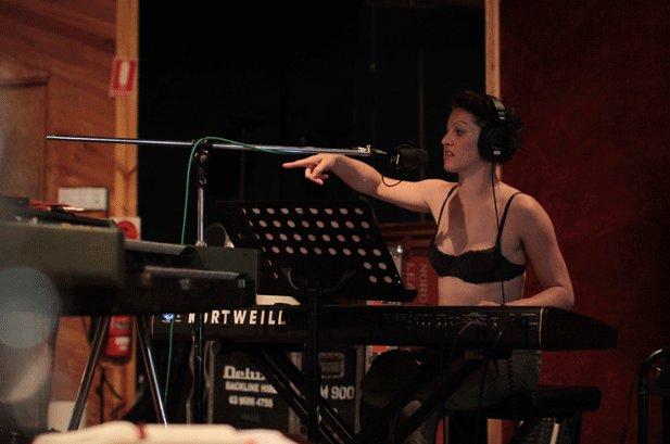 In The Studio: Amanda Palmer Readies New Album for September Release