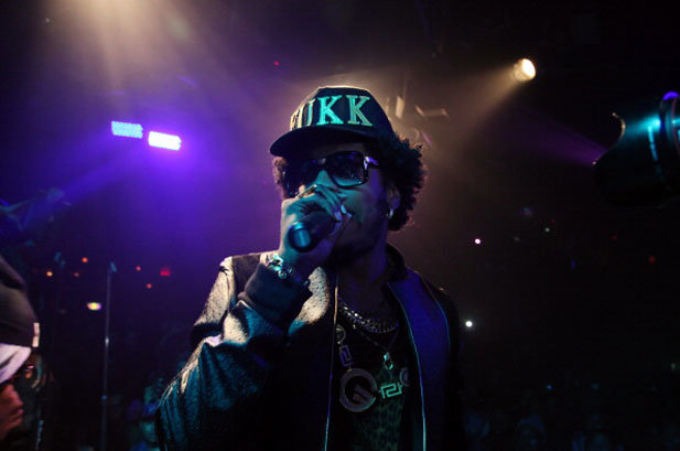 Trinidad James Performs in NYC; Brings Out Def Jam and Atlantic Records Execs