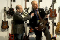 CES 2013: Gibson Guitar's CEO Talks High-Tech Instruments; Ford Motors to Put Apps in Your Dash (Video)