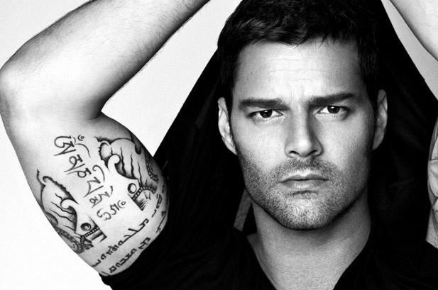 Ricky Martin Honored at GLAAD Awards Ceremony