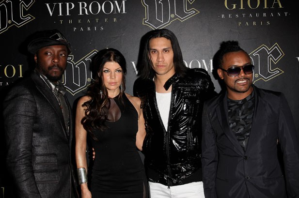 Black Eyed Peas, Jason Mraz Streak To Hot 100 Records