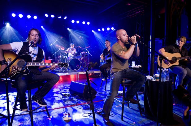 Watch Daughtry's Nov. 19 Show Free On 'Billboard Live'
