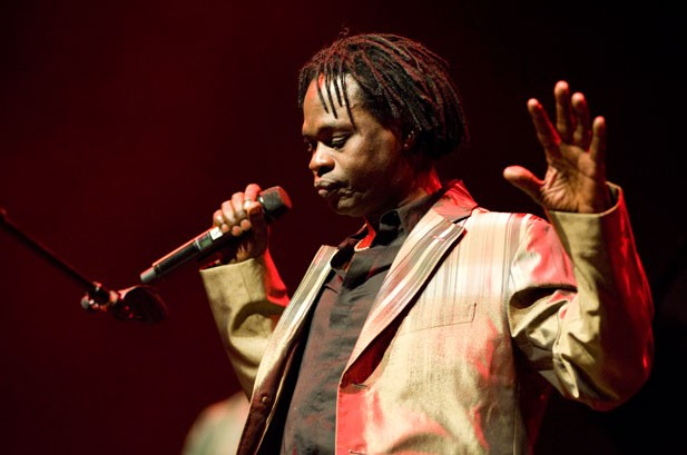Baaba Maal Tunes In With Brazilian Girls On 'Television'