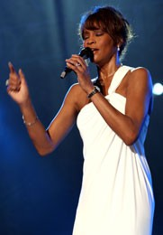 Whitney Houston's Comeback Headed To Top Billboard 200 Chart