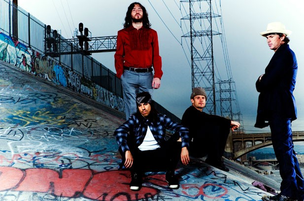 Red Hot Chili Peppers Reuniting In October
