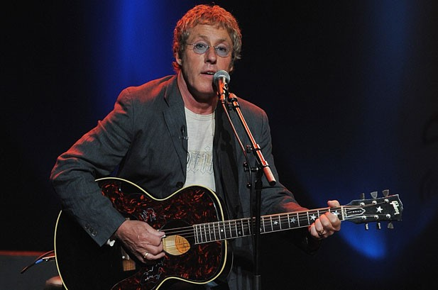 Roger Daltrey Gives Voice A Workout On Solo Tour