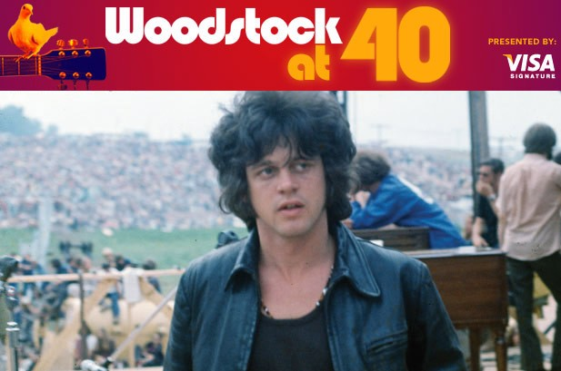 Woodstock At 40: Promoter Michael Lang Interviewed