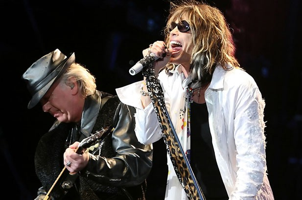 Aerosmith to Tour, Release New Music Next Year, Says Guitarist