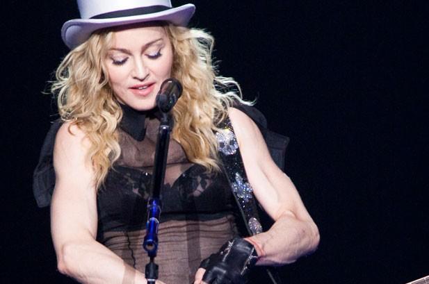 Madonna's U.K. Chart 'Celebration'