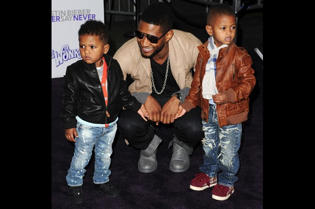 Music's Hottest Dads: A Father's Day Photo Gallery